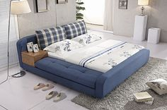 Page Bedroom Furniture Thought For Today, Modern Bedroom Furniture, Modern Fabric, Bed Frame, Kids Bedroom, Toddler Bed, Bedrooms, Thoughts, Decorating