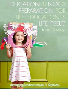 We'll never stop learning, no matter where life takes us. http://buff.ly/1vBY6b2