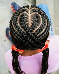 Best 20 Black Kids Braids Frisuren Nice heart hairstyle Braids For Kids Black TodBraids for kids black beaBraids for Kids – Braid S Black Kids Braids Hairstyles, Childrens Hairstyles, Lil Girl Hairstyles, Girls Natural Hairstyles, Kids Braided Hairstyles, Natural Hair Styles, Teenage Hairstyles, Hairstyles 2016, Ponytail Hairstyles