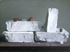 Still-life with stones