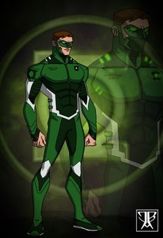 thekingleonuniverse:  Meet General Jordan, part of my alternate universe redesigns I'm doing. Hal Jordan and the green lantern corps are an official space military force and Hal has become there general. You rank up when the lantern deems you worthy and willingly more powerful. Experience helps too. Hal has become the strongest of the lanterns and knows the ins and outs and even a few tricks of his own.