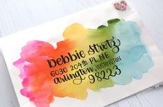 CAN YOU REALLY MAIL THAT? Answering mail art questions + 4 envelopes – kwernerdesign blog