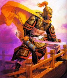 General Gan Ning