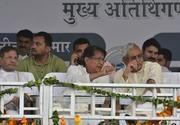 Nitish Kumar attends Ajit Singh rally - The Hindu #757LiveIN