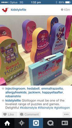 Client: Glottogon Media: KidStyleFile Instagram Date: August 2013