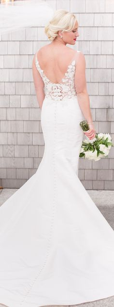 Non Strapless Wedding Dresses - Cape Cod Celebrations - The Ewings Photography Studio #bridal #bridalgown #weddingdress #weddings #weddingstyle #fashionistas #bride #weddinggown #bridetobe