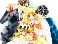 From Chibi Manga Three Guys One Girl A Share House With
