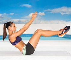 5min Workouts For Flat Abs