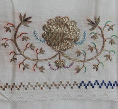 Old Hands, Hand Embroidery, Elsa, Ottoman, Traditional, Costumes, Quilts, Ornaments, Antiques