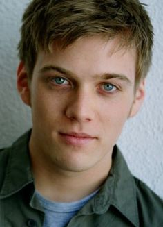 Jake Abel as Nate Gray from The Infernal Devices