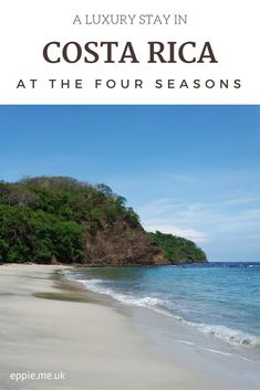 A luxury stay in Costa Rica at the Four Seasons resort on the Peninsula Papagayo, Guancaste. http://eppie.me.uk/travel/luxurious-stay-four-seasons-costa-rica/