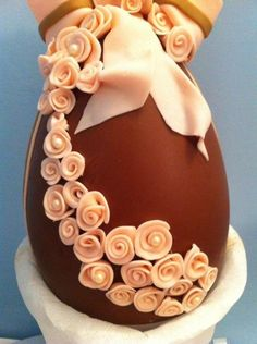 my easter eggs - Cake by CupClod Cake Design