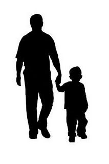 Vader & Zoon Silhouet