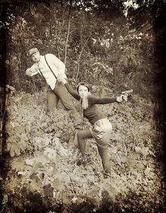New Bonnie & Clyde  #kittygraphie
