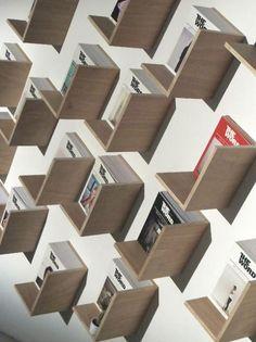 Stunning Bookcases Ideas 30