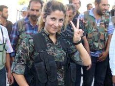 The legend of Rehana continues. Rehana, the Kurdish fighter who some claim has killed 100 Islamic State (IS) militants, is reportedly still alive and well in southern Turkey, according to some reports.