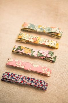 Liberty Ribbon Hair Pin