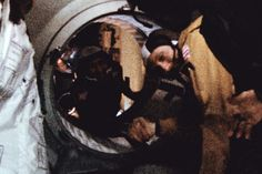 Apollo–Soyuz: A cold war handshake in space