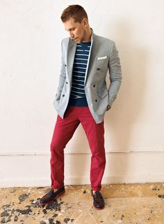 Mens Summer Fashion - 100 Days of Summer Style - Esquire
