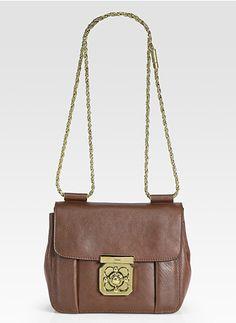 Chloe Elsie Square Mini Shoulder Bag Purses Designer Handbags Crossbody