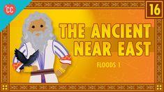 Floods in the Ancient Near East: Crash Course Mythology #16