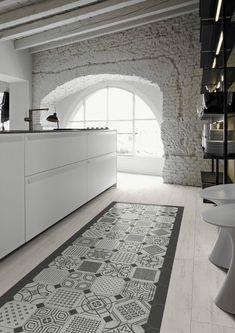 Vives presents Maison Boh�me, porcelain and white body tiles
