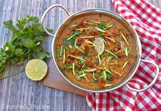 Shahi Haleem Recipe – Homemade