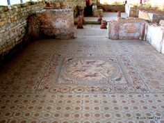 Why the Roman ruins of Conímbriga are worth visiting