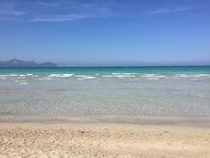 DIE SCHÖNSTEN STRÄNDE MALLORCAS: Playa de Muro - Bucht von Alcudia - Ponderosa Beach - Die schönsten Strände Mallorcas - Mallorca Strand - Miss Phiaselle - Reiseblogger - Mallorca - Strandurlaub Mallorca