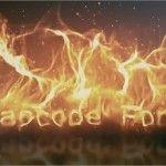 【ありがたや】After Effectsで作る、炎、水、氷、雷、風、土属性のエフェクト。サンプルaepデータもあるでよ