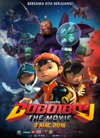 Nonton Movie Online BoBoiBoy: The Movie 2016 Subtitle Indonesia