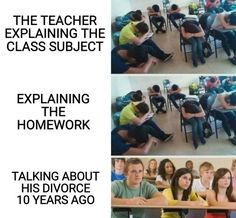Funny School Memes, Crazy Funny Memes, Really Funny Memes, Stupid Memes, Funny Relatable Memes, Haha Funny, Funny Posts, Funny Cute, Hilarious