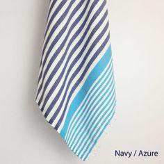 starboard hammam beach towel by adore home | notonthehighstreet.com