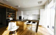 Un appartement conçu par za bor architectes decodesign / Décoration