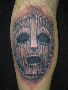 mask tattoo by moltvalth777 on DeviantArt