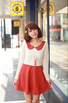 #dress#casual#cute#laff♥