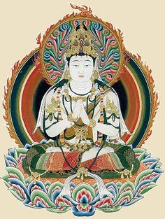 Godai Nyorai - The Five Tathagata, Especially Important to Shingon Sect of Esoteric Buddhism in Japan