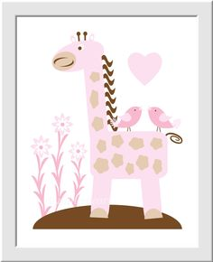https://www.etsy.com/es/listing/169702214/baby-girl-nursery-wall-art-brown-pink?ref=related-1