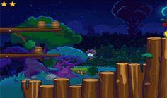 Альфи сочетает в себе действие бега и прыжка со сложными головоломоками. В красивую, звездную ночь Альфи покидает свой дом и бредет прочь, чтобы найти волшебный цветок папоротника, который способен выполнить любое желание.  Источник: http://games-topic.com/148-alfy.html