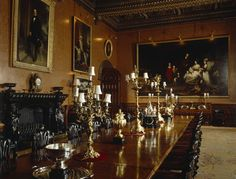 Arundel Castle Dining Room  London Dreams  Pinterest  Arundel Prepossessing Castle Dining Room Design Decoration
