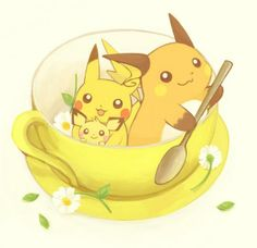 Tea Time with the Chus