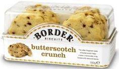 Border Sweet Memories Butterscotch Biscuits - 150g