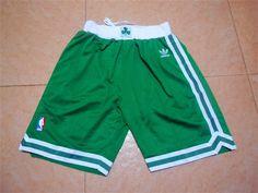 Men's NBA Boston Celtics Green Short