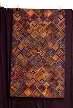 tibetan patchwork