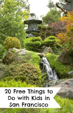 Look for free fun with kids in San Francisco? Here are 20 thinks you can do as a family that won't cost you a dime.