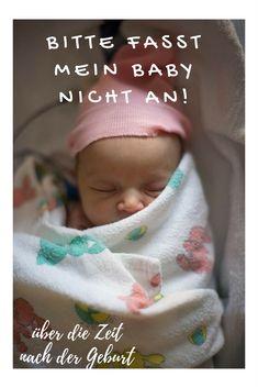 Wenn Babys von Fremden angefasst werden...