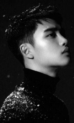 EXO   D.O oh my GOD how can a face be so perfect and handsome!?!?!?!?!