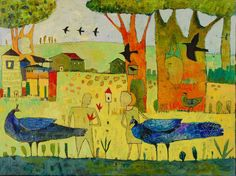 Jane Filer, Artist | Jane Filer - The Haen Gallery | Asheville & Brevard NC | The Haen ...
