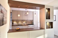 Cuisine Entierement Renovee Par Tiffany Fayolle Architecte D Interieur Et Decoratrice A Lyon Avec Un Arche E Architecte Interieur Renovation Cuisine Architecte