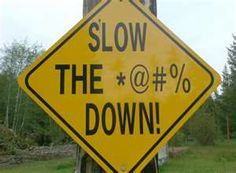 no 25 Funny Road Signs – Really Funny (updated) Funny Street Signs, Funny Road Signs, Fun Signs, Alternative Disney, Slow Down, Sign I, Really Funny, That Way, I Laughed